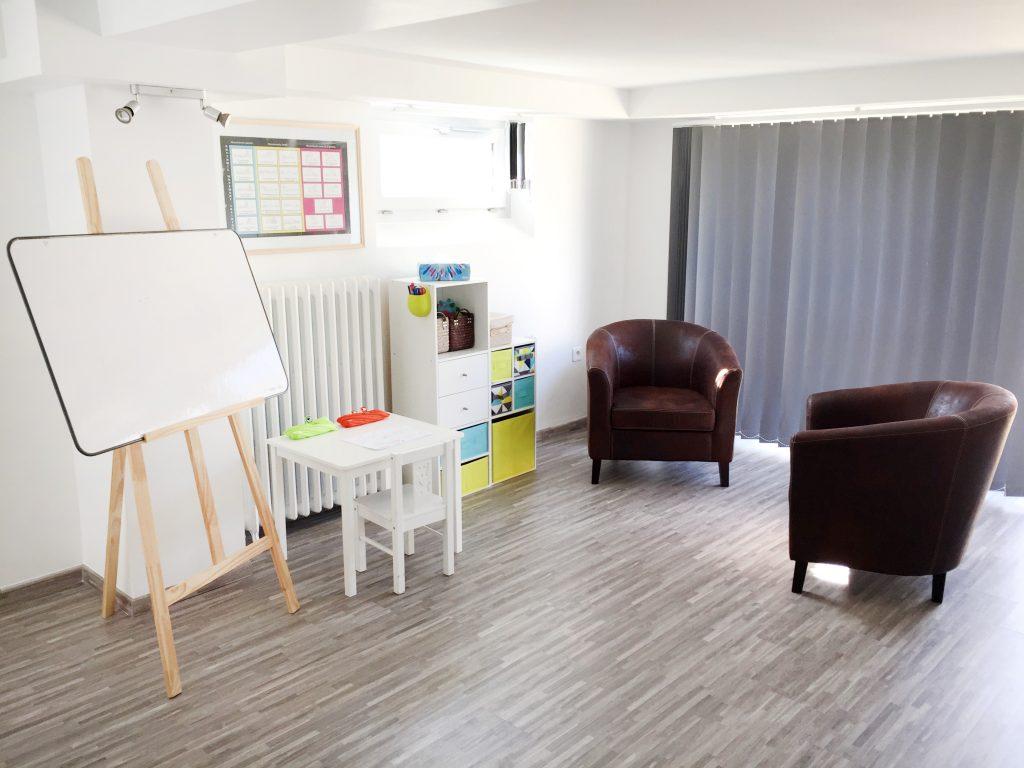 cabinet de thérapie Célia Pourchayre centre 48